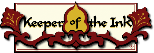 Keeper of the Ink Logo